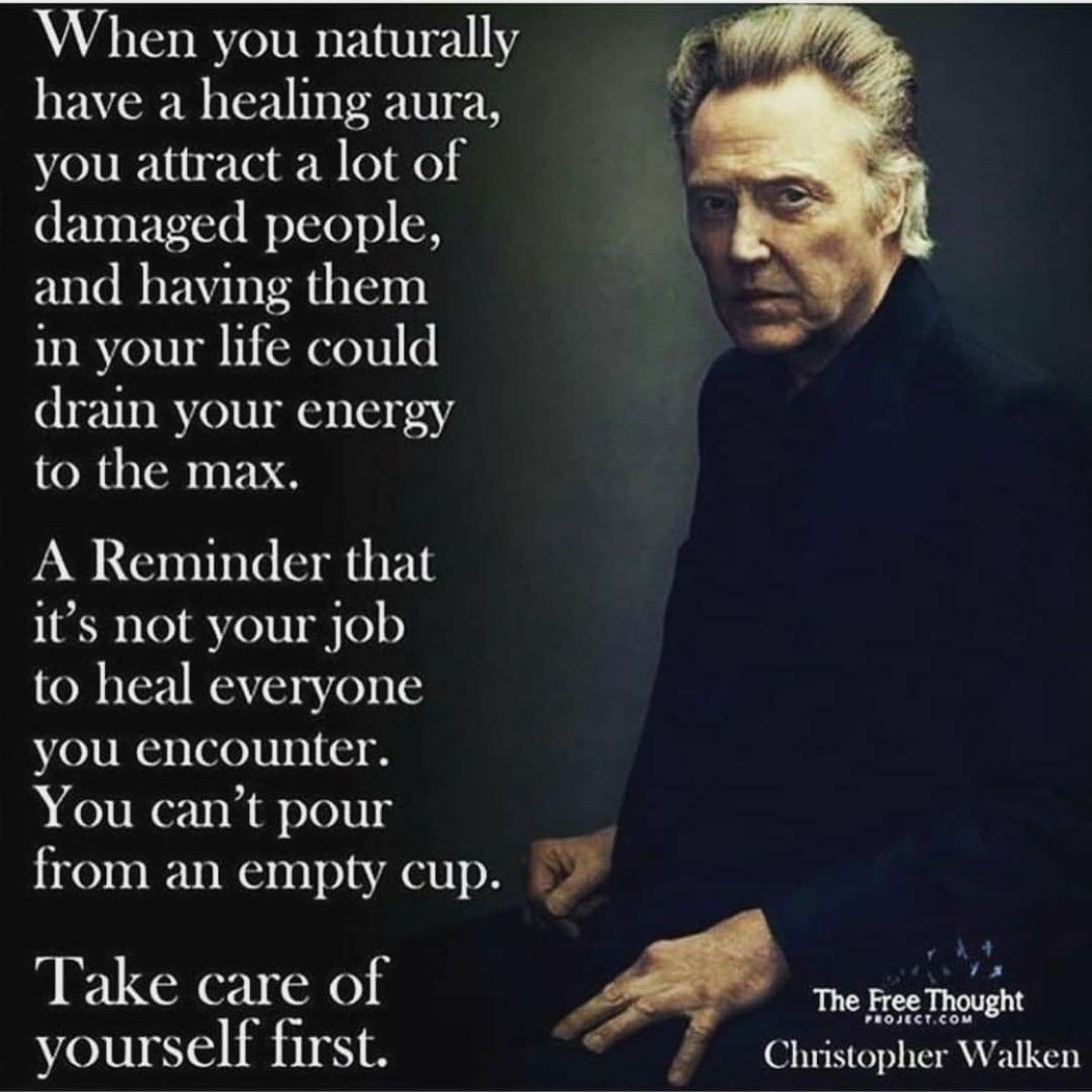 walken quote